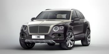 Bentley Bentayga Mulliner - The ultimate expression of SUV luxury image 1 thumbnail