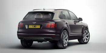 Bentley Bentayga Mulliner - The ultimate expression of SUV luxury image 2 thumbnail