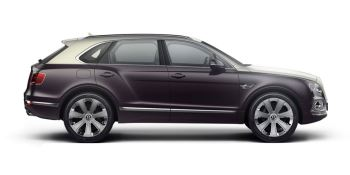 Bentley Bentayga Mulliner - The ultimate expression of SUV luxury image 3 thumbnail