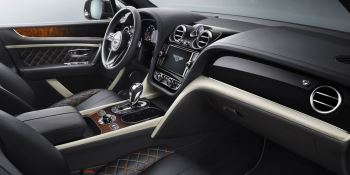 Bentley Bentayga Mulliner - The ultimate expression of SUV luxury image 6 thumbnail