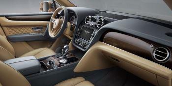 Bentley Bentayga - Unlike any other SUV in the world image 6 thumbnail