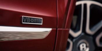 Bentley Bentayga Diesel - The first diesel in the marque's history image 8 thumbnail
