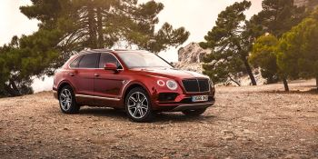 Bentley Bentayga Diesel - The first diesel in the marque's history image 5 thumbnail