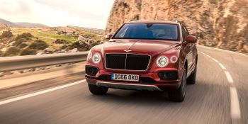Bentley Bentayga Diesel - The first diesel in the marque's history image 6 thumbnail