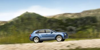 Bentley Bentayga Diesel - The first diesel in the marque's history image 1 thumbnail