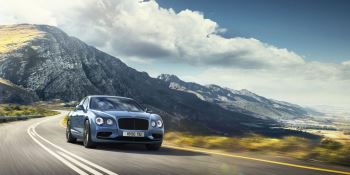 Bentley Flying Spur W12 S -  Sets new standards in the world of luxury cars image 2 thumbnail