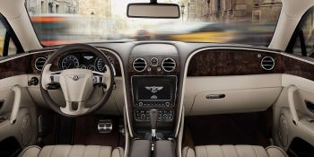 Bentley Flying Spur - Exhilarating luxury, all-wheel drive power image 7 thumbnail