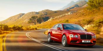 Bentley Flying Spur V8 S - Luxury and performance at its heart image 6 thumbnail