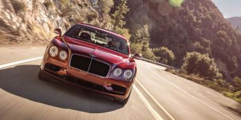 Bentley Flying Spur V8 - Innovatively designed, precision-engineered image 17 thumbnail