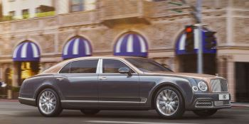 Bentley Mulsanne Extended Wheelbase - The most luxurious car in the range image 1 thumbnail