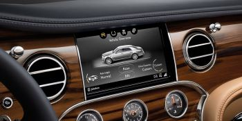 Bentley Mulsanne Extended Wheelbase - The most luxurious car in the range image 11 thumbnail