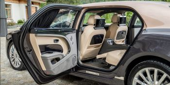 Bentley Mulsanne Extended Wheelbase - The most luxurious car in the range image 12 thumbnail