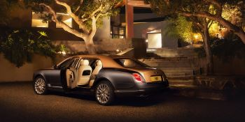 Bentley Mulsanne Extended Wheelbase - The most luxurious car in the range image 5 thumbnail