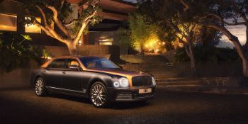 Bentley Mulsanne Extended Wheelbase - The most luxurious car in the range image 4 thumbnail