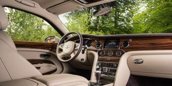 Bentley Mulsanne Extended Wheelbase - The most luxurious car in the range image 10 thumbnail