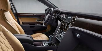 Bentley Mulsanne Extended Wheelbase - The most luxurious car in the range image 23 thumbnail