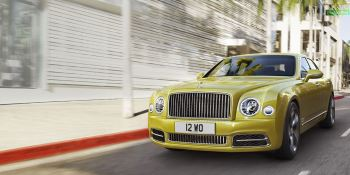 Bentley Mulsanne Speed - The most powerful four-door car in the world image 3 thumbnail