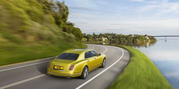 Bentley Mulsanne Speed - The most powerful four-door car in the world image 6 thumbnail