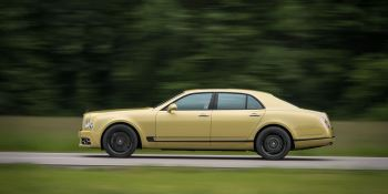 Bentley Mulsanne Speed - The most powerful four-door car in the world image 7 thumbnail