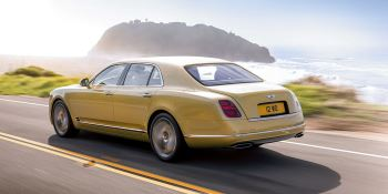 Bentley Mulsanne Speed - The most powerful four-door car in the world image 18 thumbnail