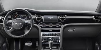 Bentley Mulsanne - Understated elegance and phenomenal power image 12 thumbnail
