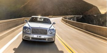 Bentley Mulsanne - Understated elegance and phenomenal power image 7 thumbnail
