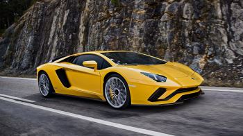 Lamborghini Aventador S Coupe - The Icon Reborn image 1 thumbnail