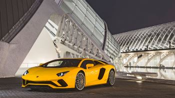 Lamborghini Aventador S Coupe - The Icon Reborn image 5 thumbnail