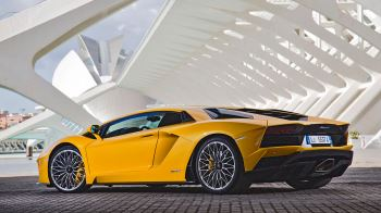 Lamborghini Aventador S Coupe - The Icon Reborn image 8 thumbnail