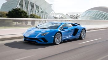 Lamborghini Aventador S Coupe - The Icon Reborn image 23 thumbnail