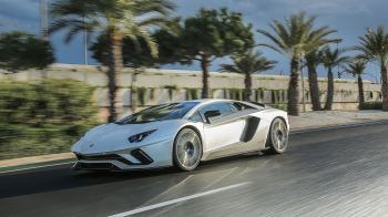 Lamborghini Aventador S Coupe - The Icon Reborn image 9 thumbnail