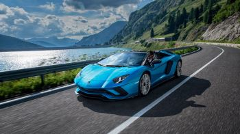 Lamborghini Aventador S Roadster - The Open Top Icon image 2 thumbnail