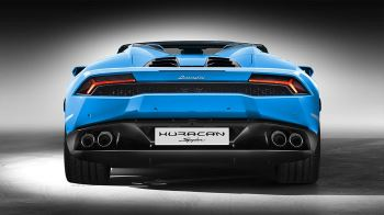 Lamborghini Huracan AWD Spyder - Inspiring Technology image 6 thumbnail