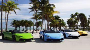 Lamborghini Huracan AWD Spyder - Inspiring Technology image 7 thumbnail