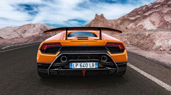Lamborghini Huracan Performante - Raging Technology image 3 thumbnail