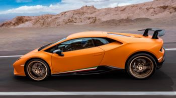 Lamborghini Huracan Performante - Raging Technology image 4 thumbnail