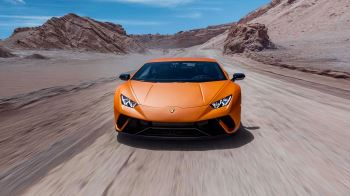Lamborghini Huracan Performante - Raging Technology image 6 thumbnail