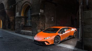 Lamborghini Huracan Performante - Raging Technology image 8 thumbnail