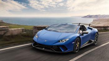 Lamborghini Huracan Performante Spyder - Vivid Technology image 2 thumbnail