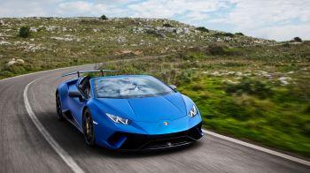Lamborghini Huracan Performante Spyder - Vivid Technology image 9 thumbnail
