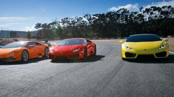 Lamborghini Huracan RWD Spyder - Breathtaking Technology image 5 thumbnail