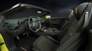 Lamborghini Huracan RWD Spyder - Breathtaking Technology image 7 thumbnail