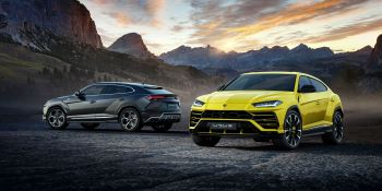 Lamborghini Urus - The World's First Super Sport Utility Vehicle image 4 thumbnail