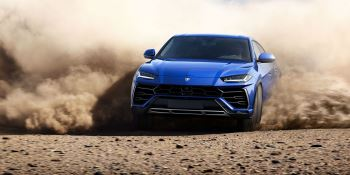 Lamborghini Urus - The World's First Super Sport Utility Vehicle image 9 thumbnail
