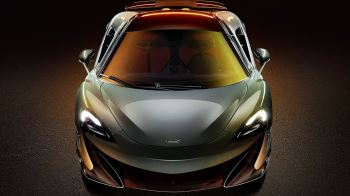 McLaren 600LT - The Edge Is Calling image 2 thumbnail