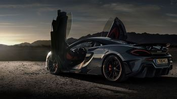 McLaren 600LT - The Edge Is Calling image 1 thumbnail