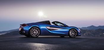 McLaren 570S Spider - For The Exhilaration image 9 thumbnail