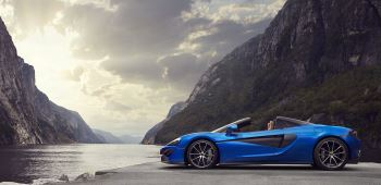 McLaren 570S Spider - For The Exhilaration image 7 thumbnail