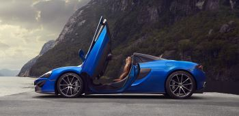 McLaren 570S Spider - For The Exhilaration image 3 thumbnail