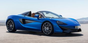 McLaren 570S Spider - For The Exhilaration image 6 thumbnail